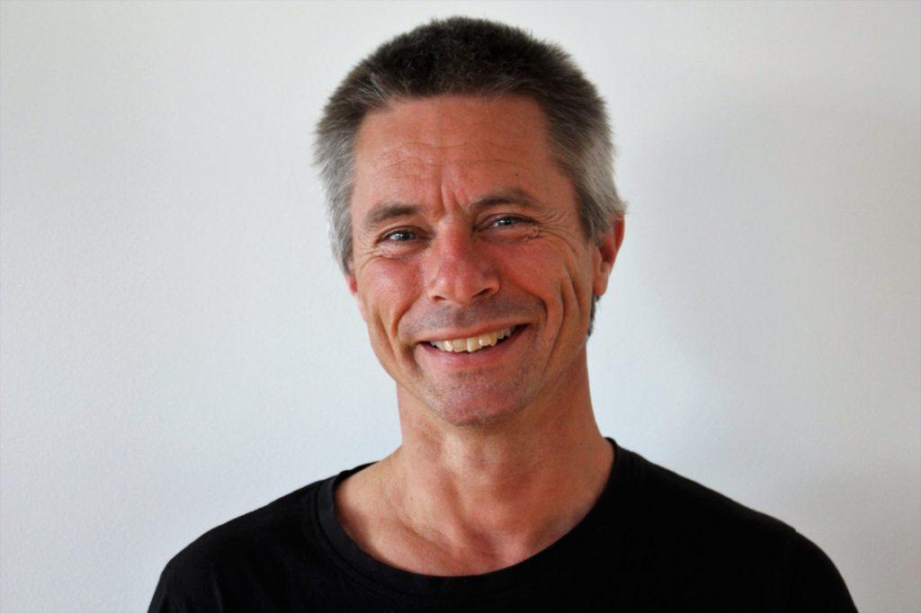 Bestyrelsesmedlem Mads Aarup