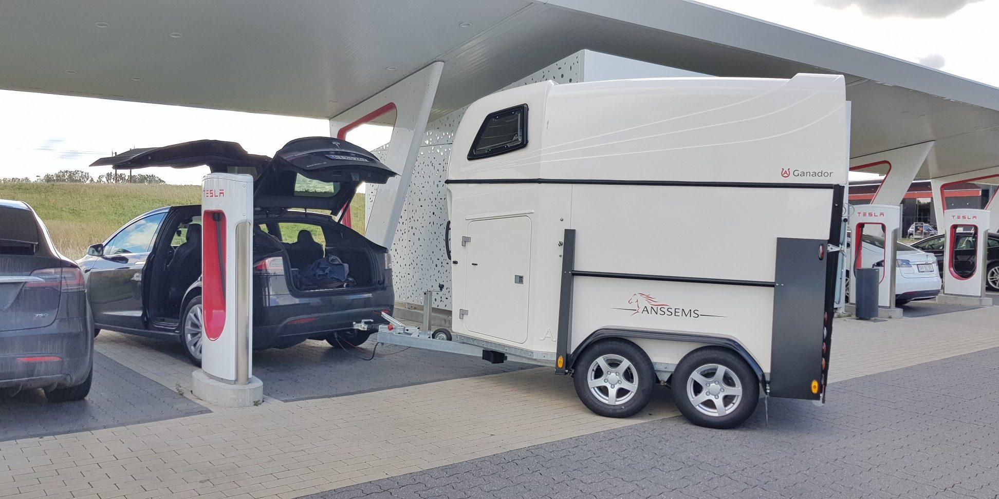 hvor stor trailer må man køre med