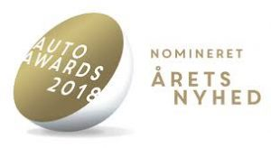 Årets Nyhed 2018 Auto Awards