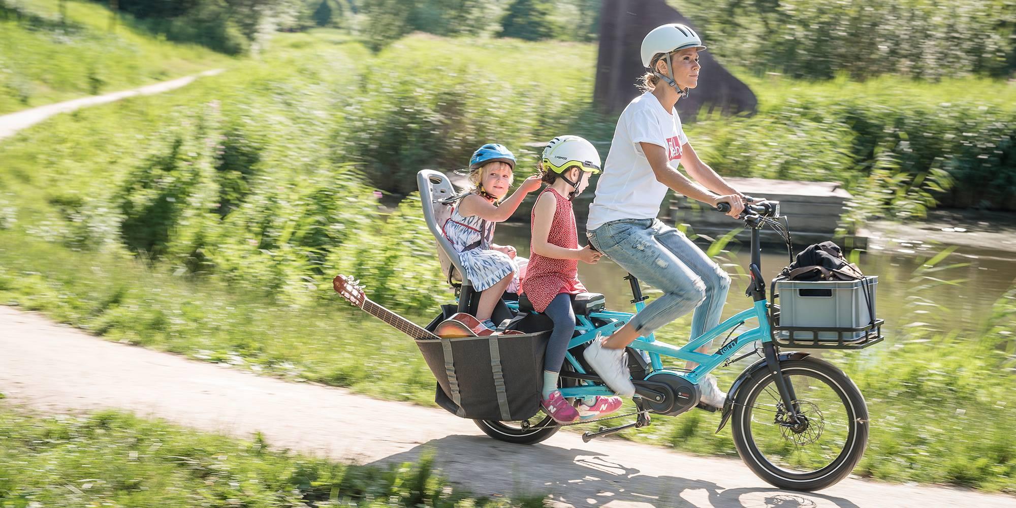 Elcykler fra Greenbike