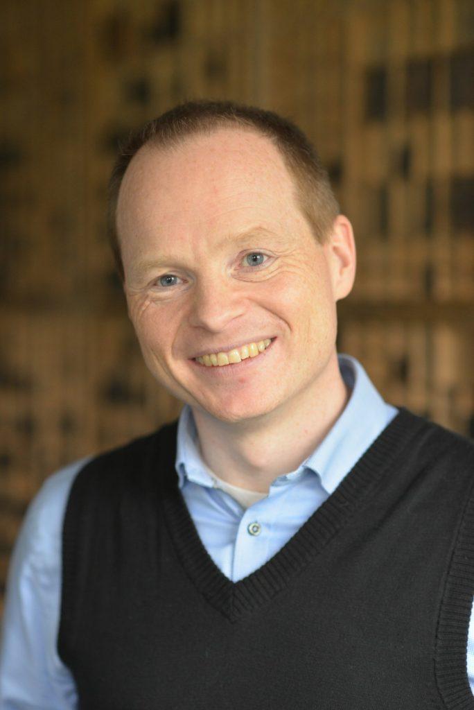 Kasper Larsen, kommerciel direktør, KLS Pureprint (portrætfotoet)