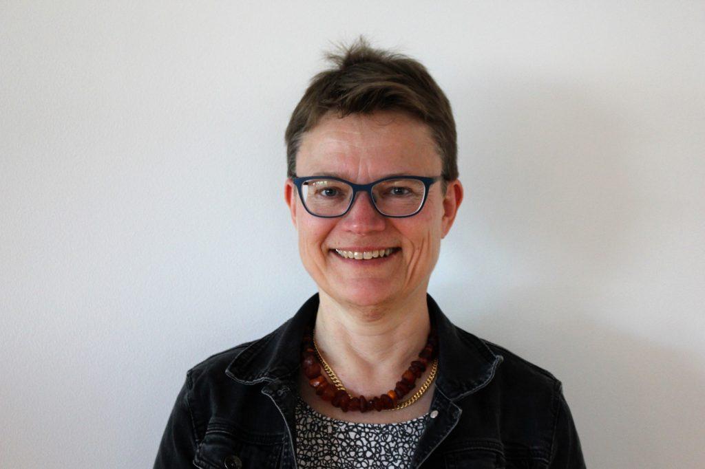 Meteorolog og formand Anna Hilden